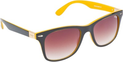 IMAGE S416-C5 Wayfarer Sunglasses(Brown)
