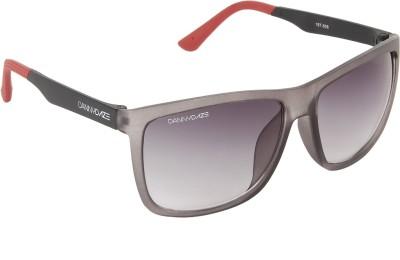 Danny Daze D-3211-C1 Wayfarer Sunglasses(Violet)