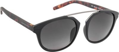 Farenheit SOC-FA-1368-C2 Round Sunglasses(Grey)