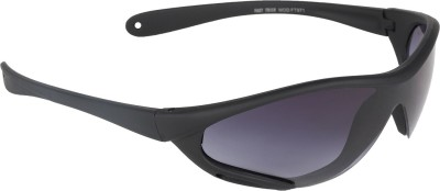 Incraze Plain Make Sports Sunglasses