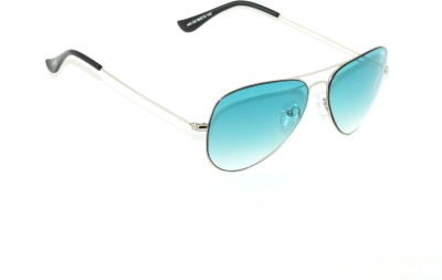 IMAGE IM-445-C6 Aviator Sunglasses(Blue)