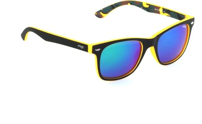 IMAGE IM-449-C9 Wayfarer Sunglasses(Multicolor, Blue)