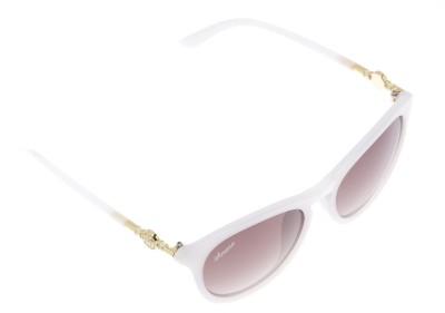 Amaze Oval Sunglasses