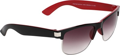Benevolent Plain Grace Rectangular Sunglasses