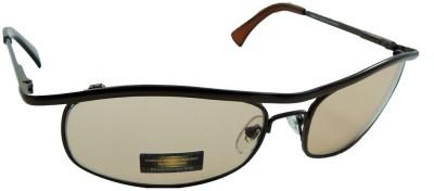 Libnan Photochromatic Day Night Wrap-around Sunglasses