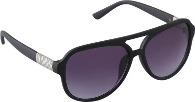 Olvin OL309-03 Aviator Sunglasses(Grey)