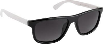 Farenheit 1325P-C3 Wayfarer Sunglasses(Grey)