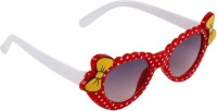 Zyaden KI13 Cat-eye Sunglasses(For Girls)