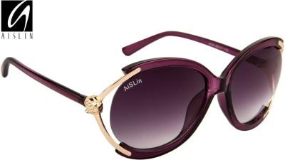 Aislin AS-8026-8-LPUR245 Over-sized Sunglasses(Violet)