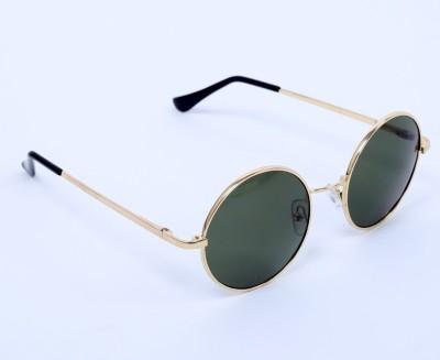 Ewan Oval Sunglasses
