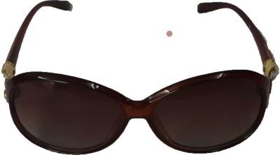 Pinnacle Glairs Round, Cat-eye Sunglasses