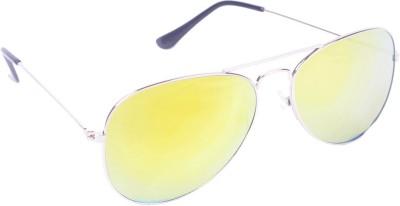 6by6 SG288 Aviator Sunglasses(Multicolor)