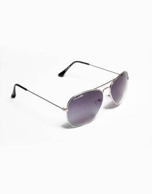 Danny Daze D-1701-C18 Aviator Sunglasses(Black)