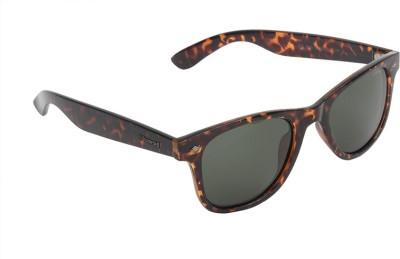 Polaroid PLD-1016-V08-H8-50 Wayfarer Sunglasses(Black)