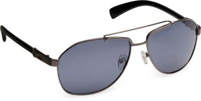 Olvin OL219-01 Aviator Sunglasses(Grey)