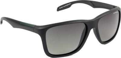 Farenheit FA-2204-C2 Wayfarer Sunglasses(Green)