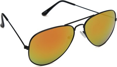 6by6 SG980 Aviator Sunglasses(Multicolor)