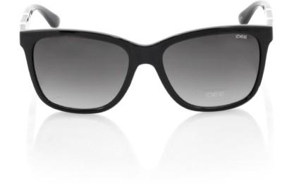 IDEE IDS2192C1SG Rectangular Sunglasses(Grey)