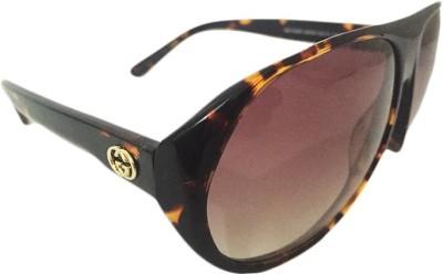 Zaira diamond Rectangular Sunglasses