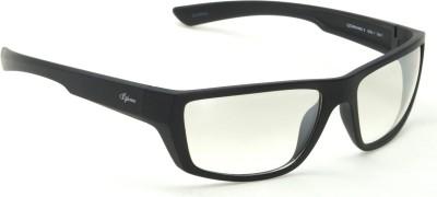 IZARRA Night Driving Mirror Sports Sunglasses