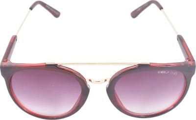 wolfeyes Round Sunglasses