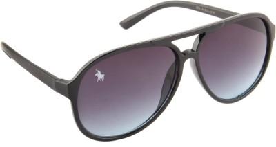 Royal County Of Berkshire Polo Club POCA-23 Over-sized Sunglasses