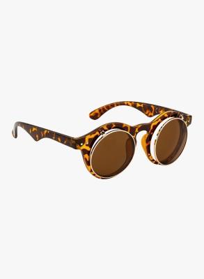 Suiss Blanc Round Sunglasses
