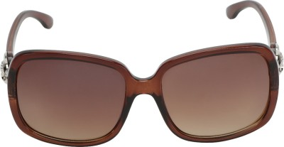 KNC Contemporary Over-sized Sunglasses