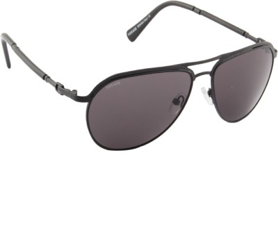 Voyage 1861MG1091 Aviator Sunglasses(Black)