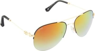 Voyage 1863MG1095 Aviator Sunglasses(Multicolor)