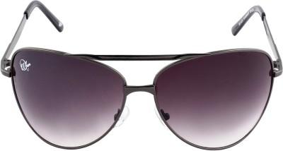 Omnesta 3blackgrey Aviator Sunglasses
