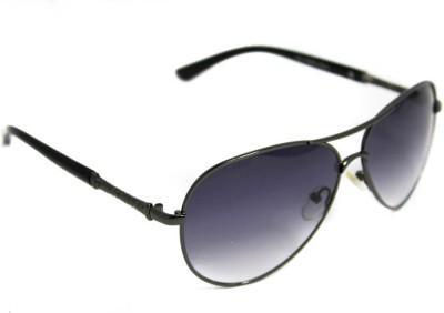 Abqa Unisex High Quality Premium Double Gradient Limited Edition Aviator Sunglasses