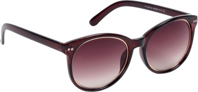 Ted Smith Round Sunglasses