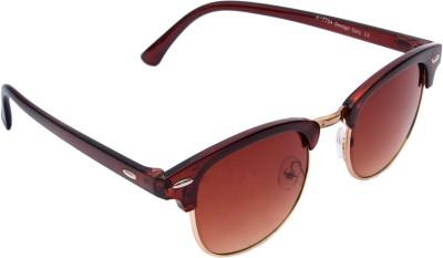 Cruzaar Wayfarer Sunglasses