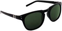 Just Colours 476 Wayfarer Sunglasses(Green)
