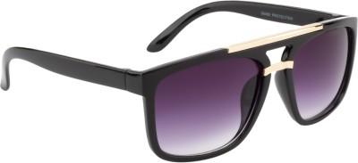Crazy Eyez Sky High Over-sized Sunglasses