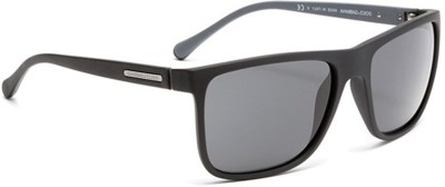 Dolce & Gabanna DG60862805/87 Rectangular Sunglasses(Grey) at flipkart