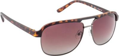 Farenheit SOC-FA-1369P-C2 Spectacle Sunglasses(Brown)