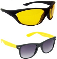 Red Leaf RCMB346_1 Sports Wayfarer Sunglasses(For Boys)