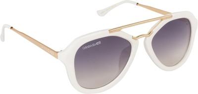 Danny Daze D-1008-C6 Wayfarer Sunglasses(Violet)