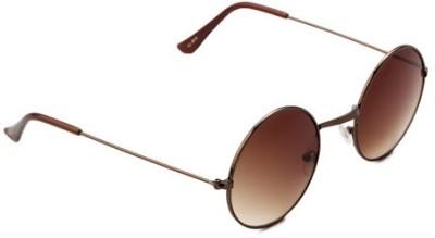 Pede Milan Round Sunglasses