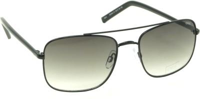 IDEE IDEE-S2046-C1 Rectangular Sunglasses(Green)