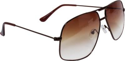 Veins Rectangular Sunglasses