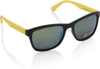 Joe Black JB-550-C3 Wayfarer Sunglasses(Green)