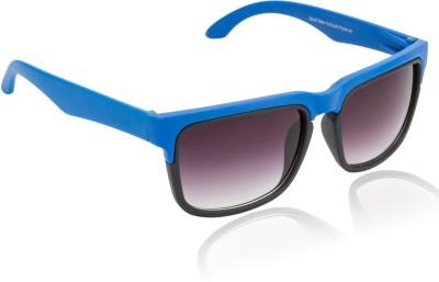 Glitters HC106.3-C6 Wayfarer Sunglasses(Black)
