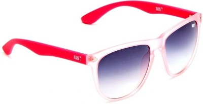 Highborn H-1904-C6 Wayfarer Sunglasses(Black)