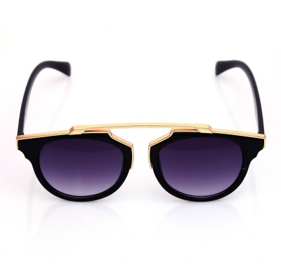 Just Pretty Things Over-sized Sunglasses