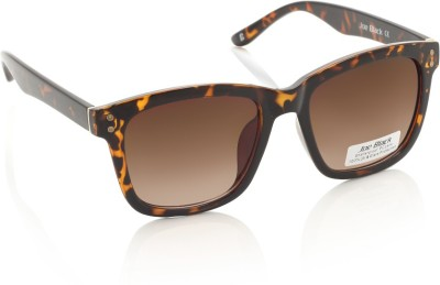 Joe Black JB-597-C1 Wayfarer Sunglasses(Brown)