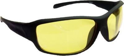 Hrinkar Wrap-around Sunglasses