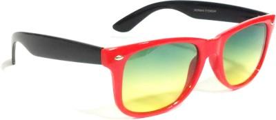 Sapphire Wayfarer Sunglasses